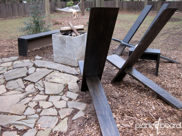 Chair Planks